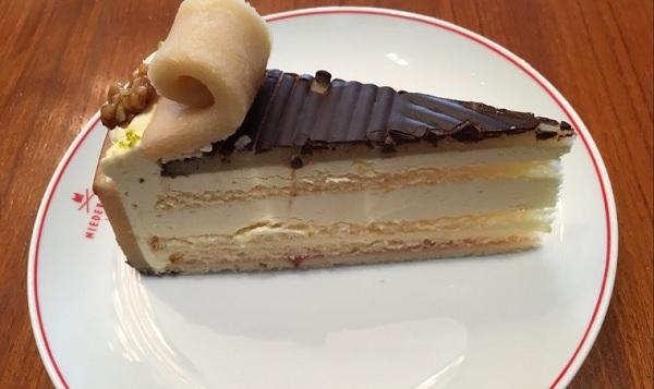 Пироженое изЛюбека