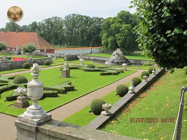 Парк в Фреденсборге