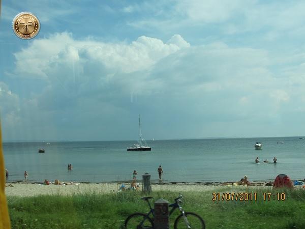 Датский пляж