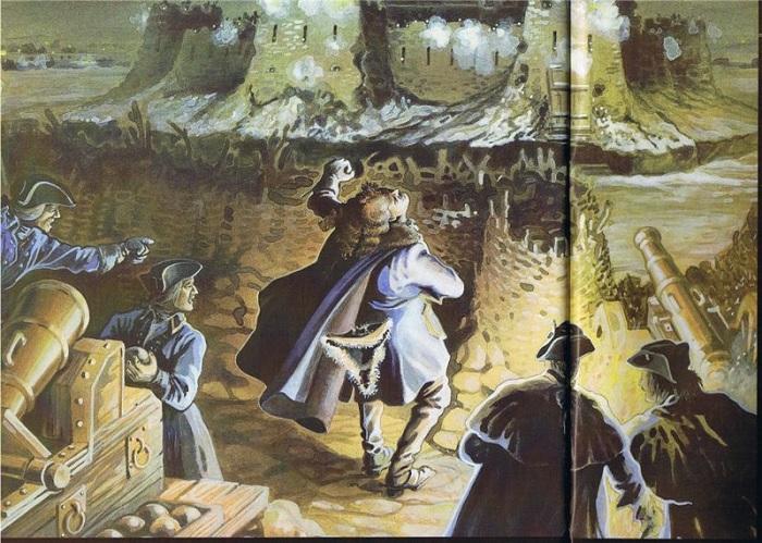 Смерть Карла XII