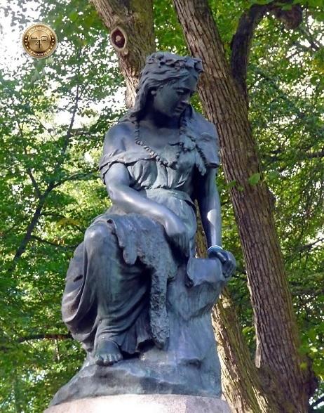 Памятник Линде в Таллине