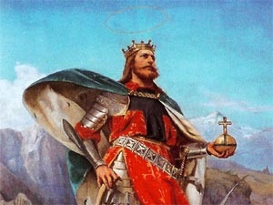 Олав II - король Норвегии
