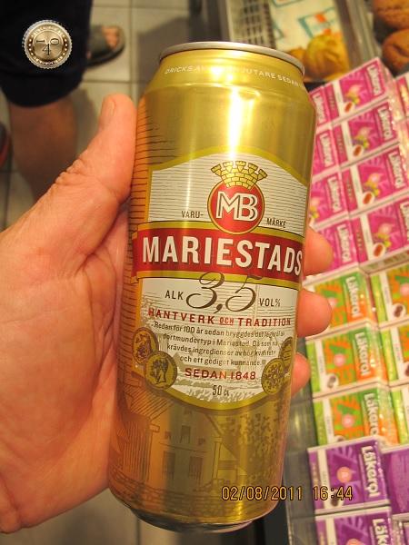 Шведское пиво