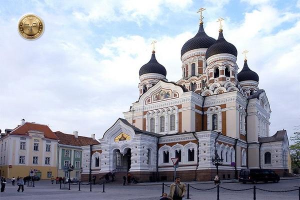Собор Святого Александра Невского в Таллине