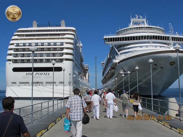 В порту г.Таллин