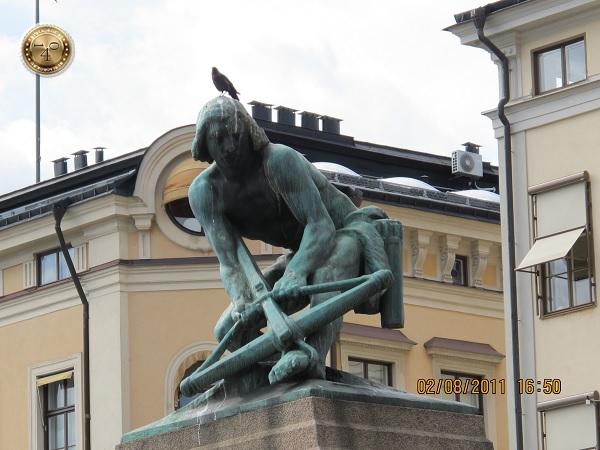 арбалетчик из Стокгольма