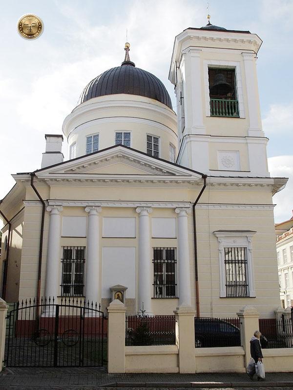 Церковь Святого Николая Мерликийского в Таллине