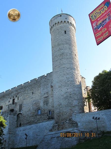 Башня Длинный Герман в Таллине