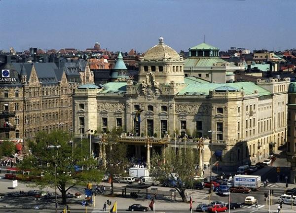 Королевский драматический театр в Стокгольме