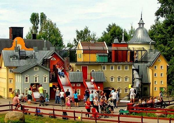 Музей Астрид Линдгрен в Стокгольме