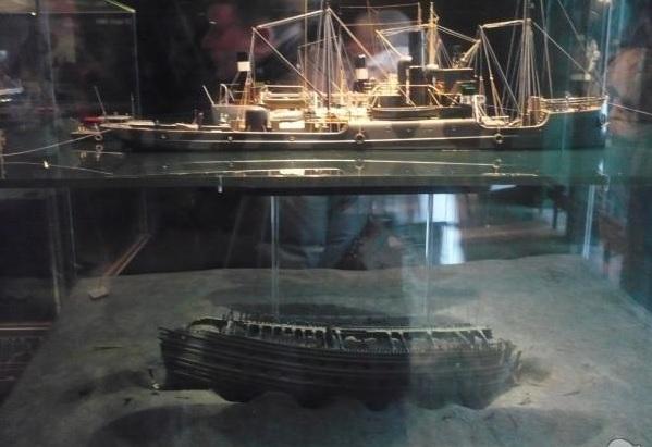 Подъем корабля Васа