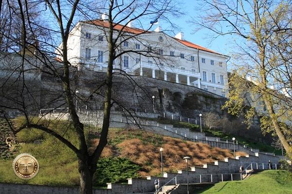 Здание Правительства Эстонии