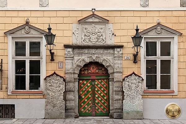 Дом Братства Черноголовых в Таллине