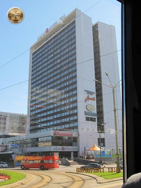 """Отель """"Виру"""" в Таллине"""
