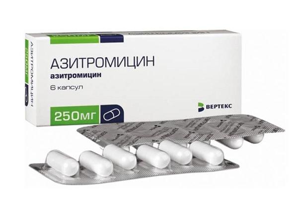 оригинальный азитромицин