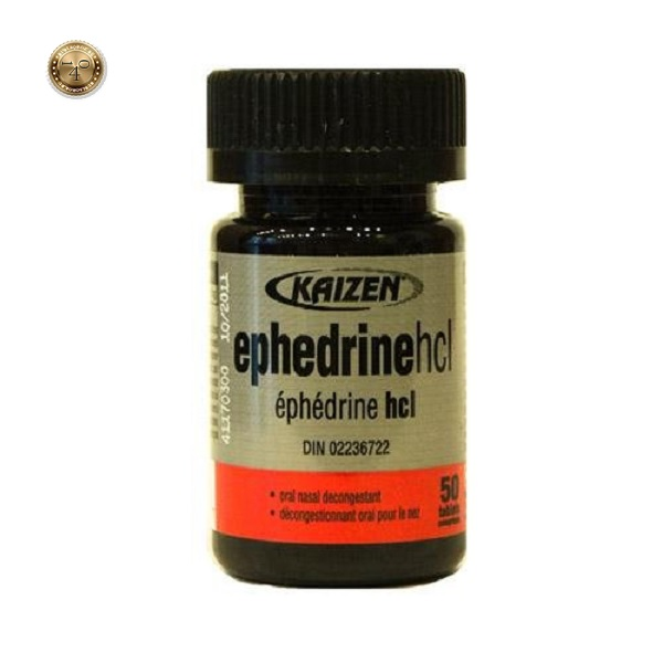 упаковка эфедрина