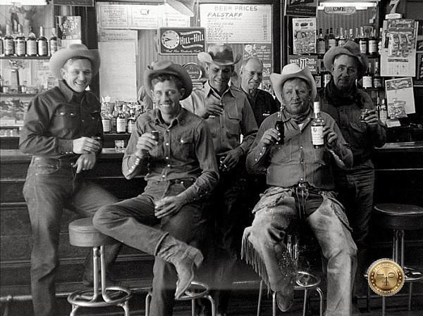 пьющие американцы
