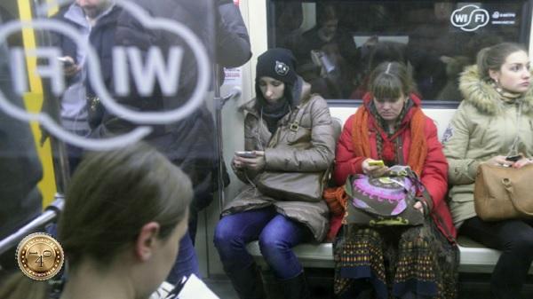 В метро сегодня