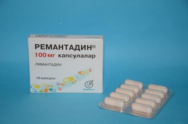препарат ремантадин