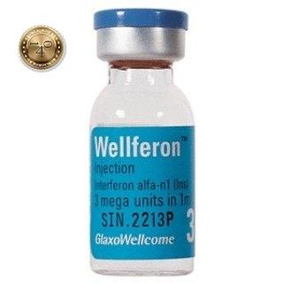препарат веллферон