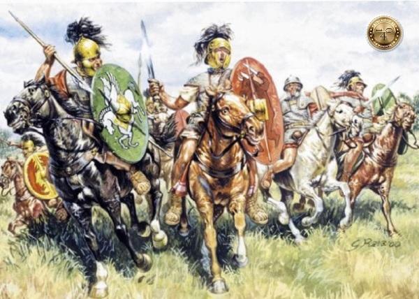 римская кавалерия