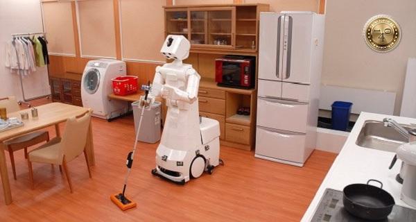 домохозяин- робот