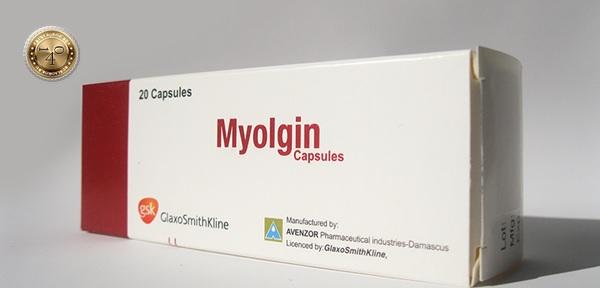препарат миолгин