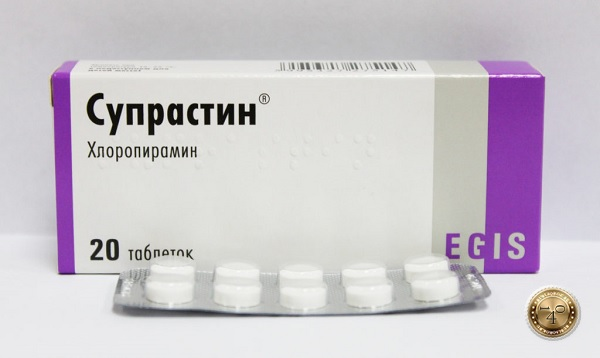 Супрастин таблетки - инструкция по применению взрослым
