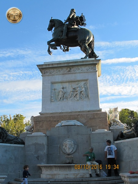 Памятник со странной надписью