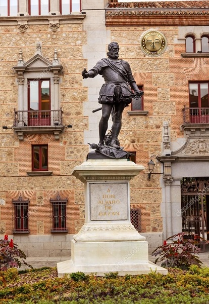 адмирал Альваро Де Басан