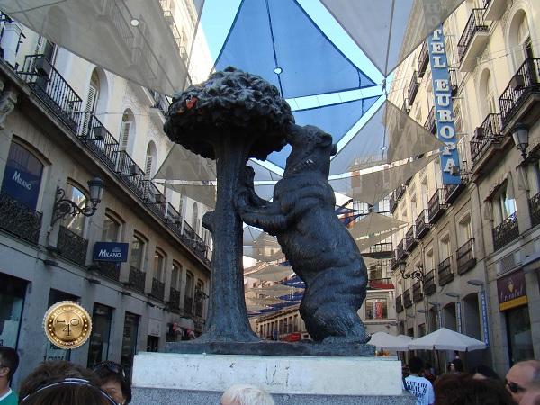 герб столицы Испании
