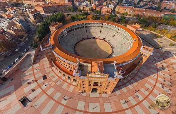 арена Лас Вентас в Мадриде