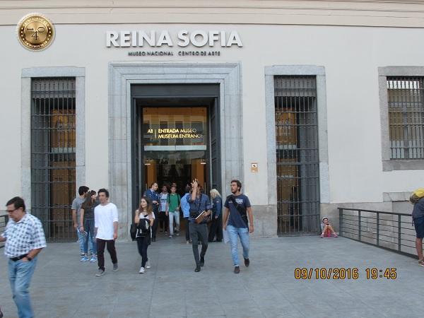 музей София в Мадриде