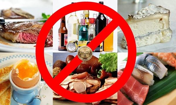 Что нельзя есть после пищевого отравления