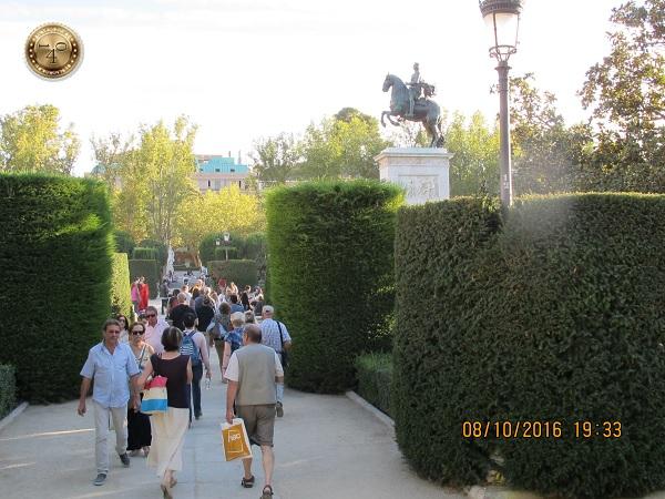 памятник Филиппу IV