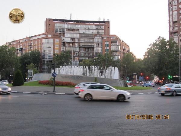 площадь Кабеза в Мадриде