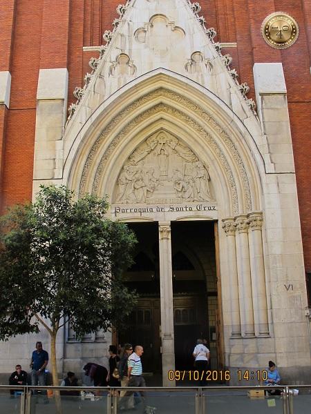собор Санта Круз