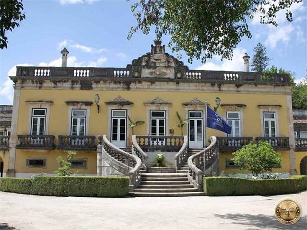 Дворец Слез в Коимбре