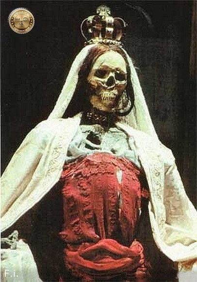 мертвая царевна Инес де Кастро