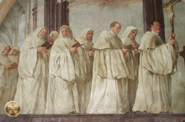 монахи цистерцианцы