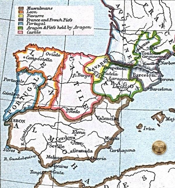Пиренейский полуостров
