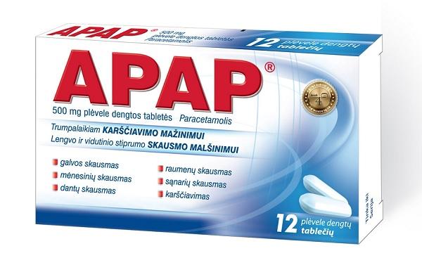 препарат апап