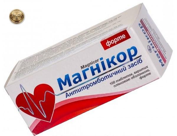 препарат магникор
