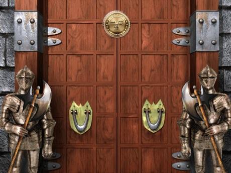 тюремные двери
