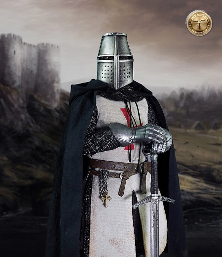 храбрый рыцарь-тамплиер