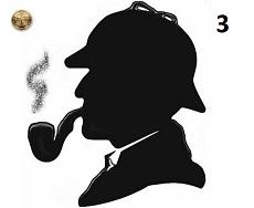 аватарка с Шерлоком Холмсом