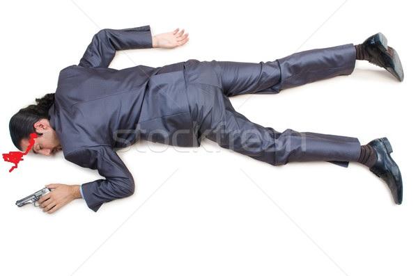 мертвый финансист