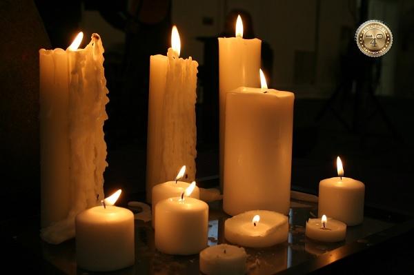 одиннадцать свечей