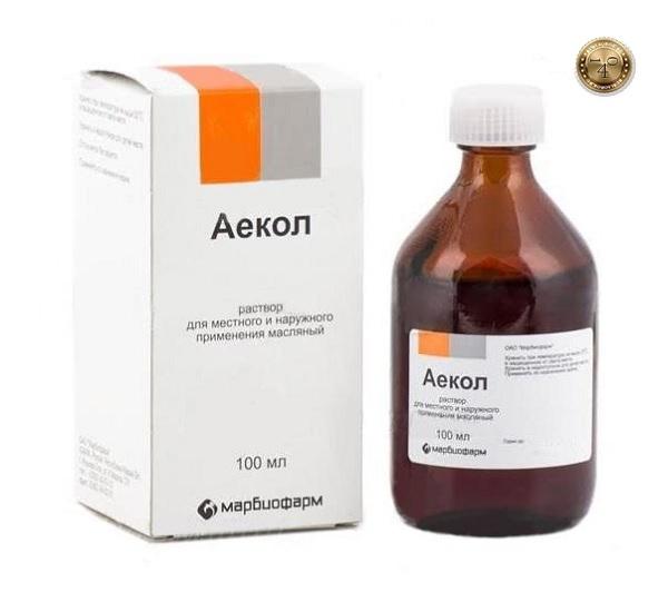 препарат аекол