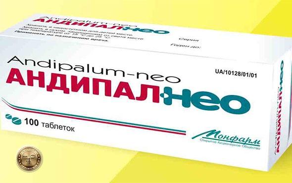препарат андипал -нео
